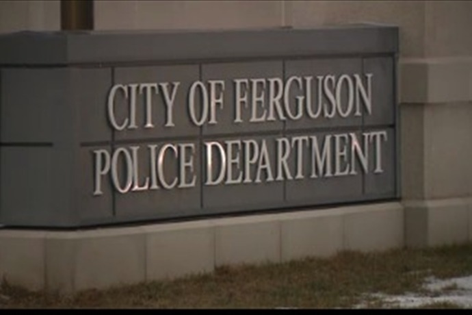 Ferguson Police Sign_7867954025479291979