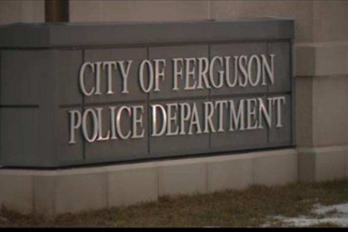 Ferguson Police Sign_7867954025479291979