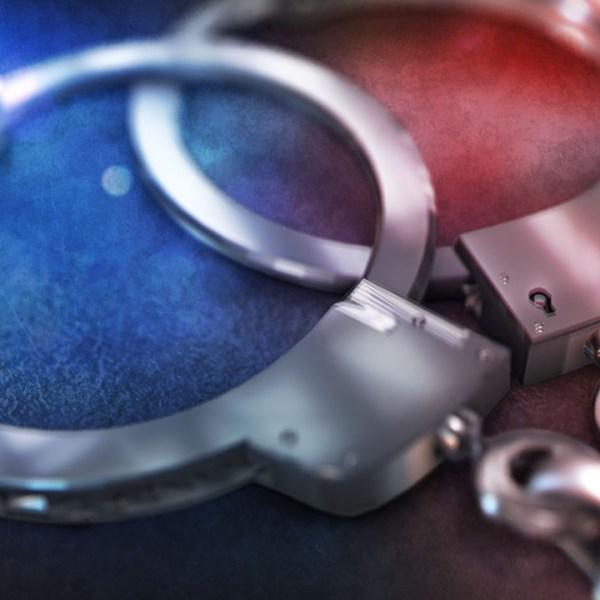 general arrest graphic