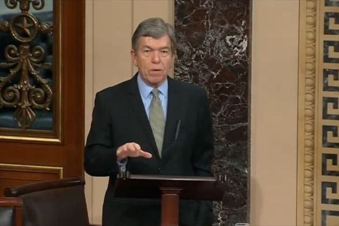 Sen. Roy Blunt on Senate Floor_-212892471191649840