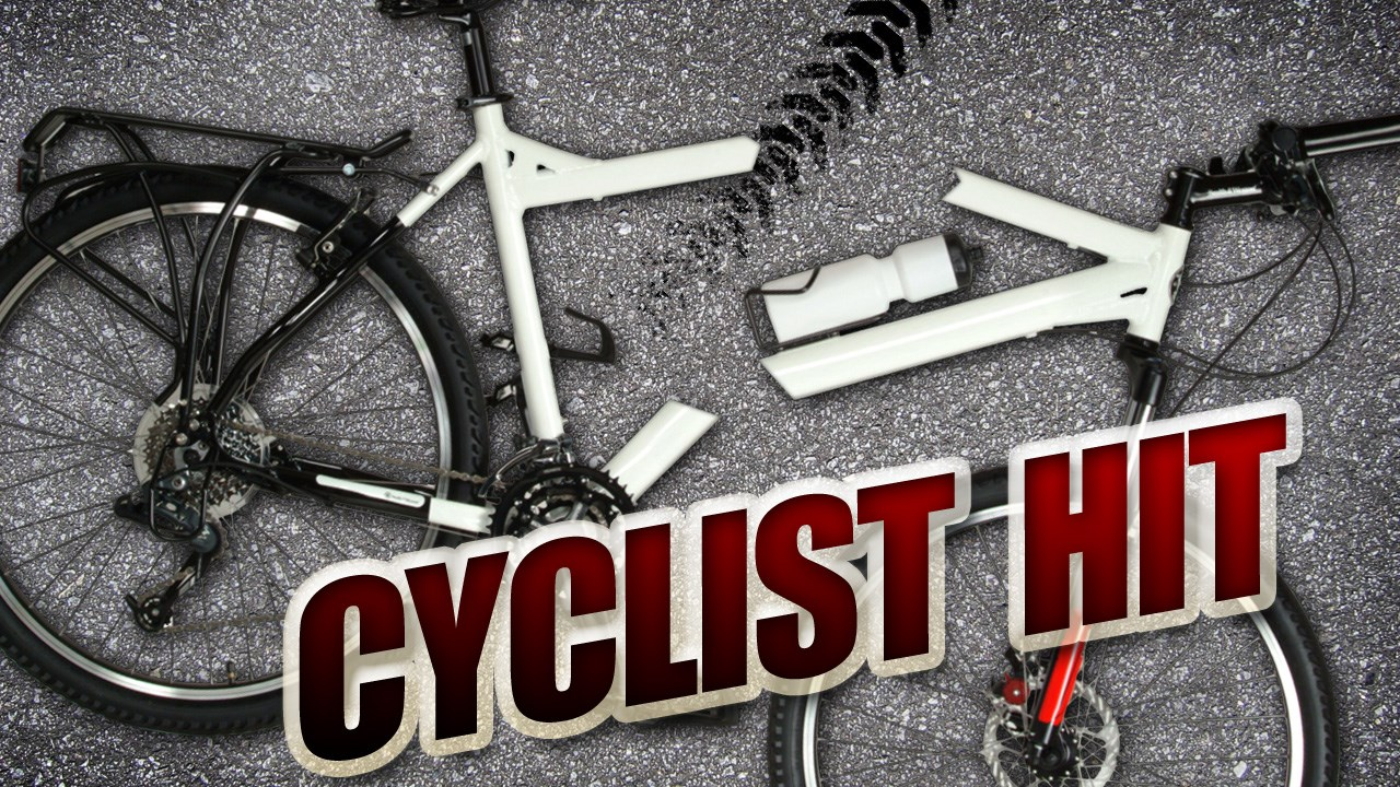 bicycle hit graphic