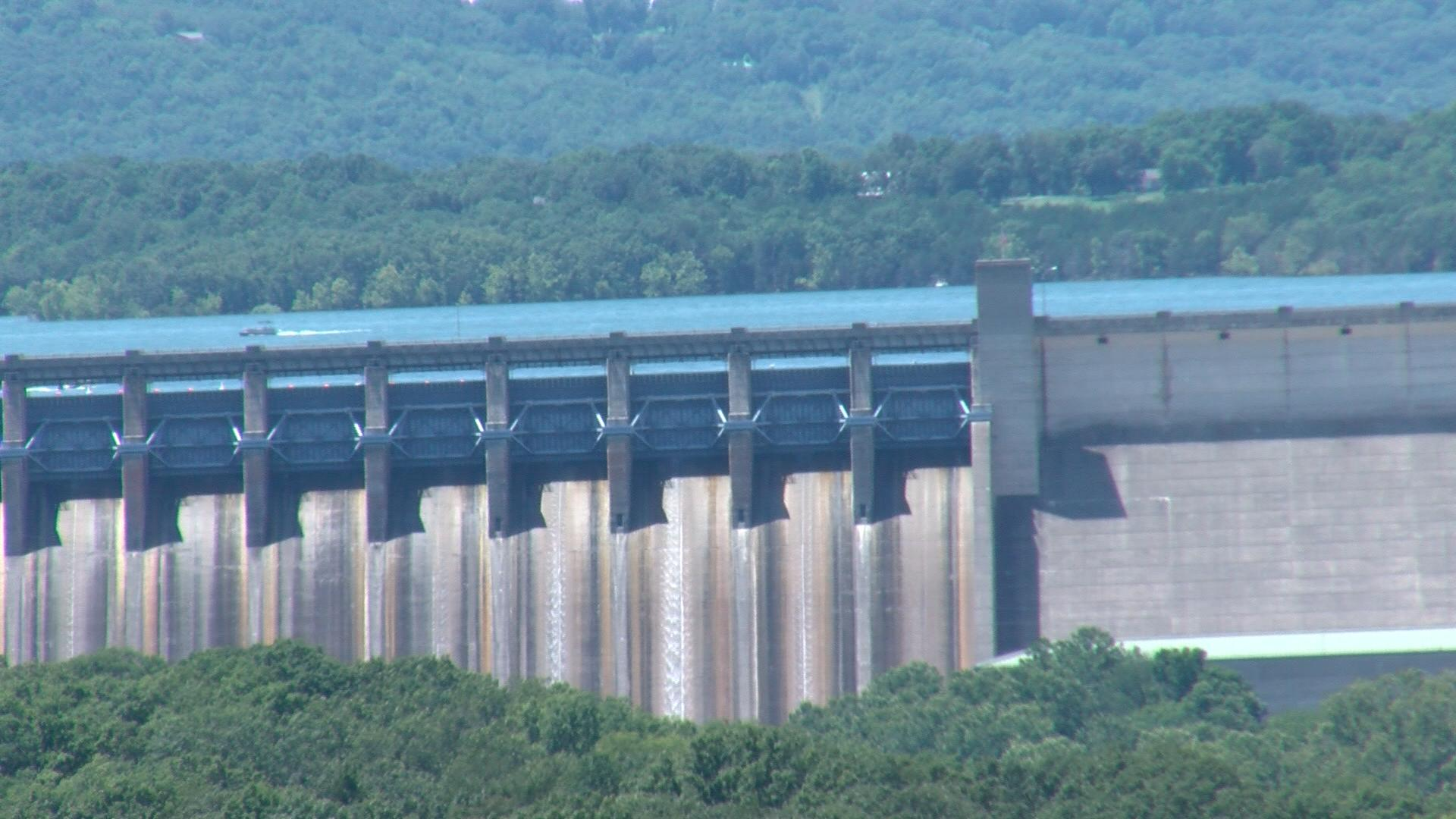 Table Rock Dam