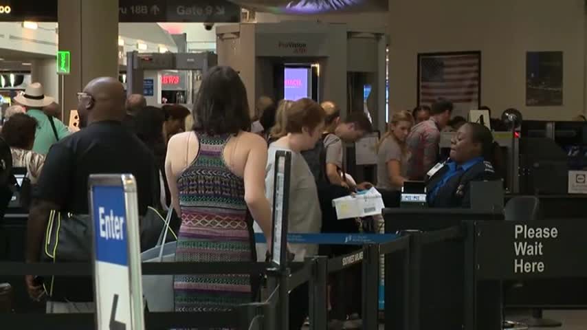 Airlines Respond to Long TSA Wait Lines_99712244-159532