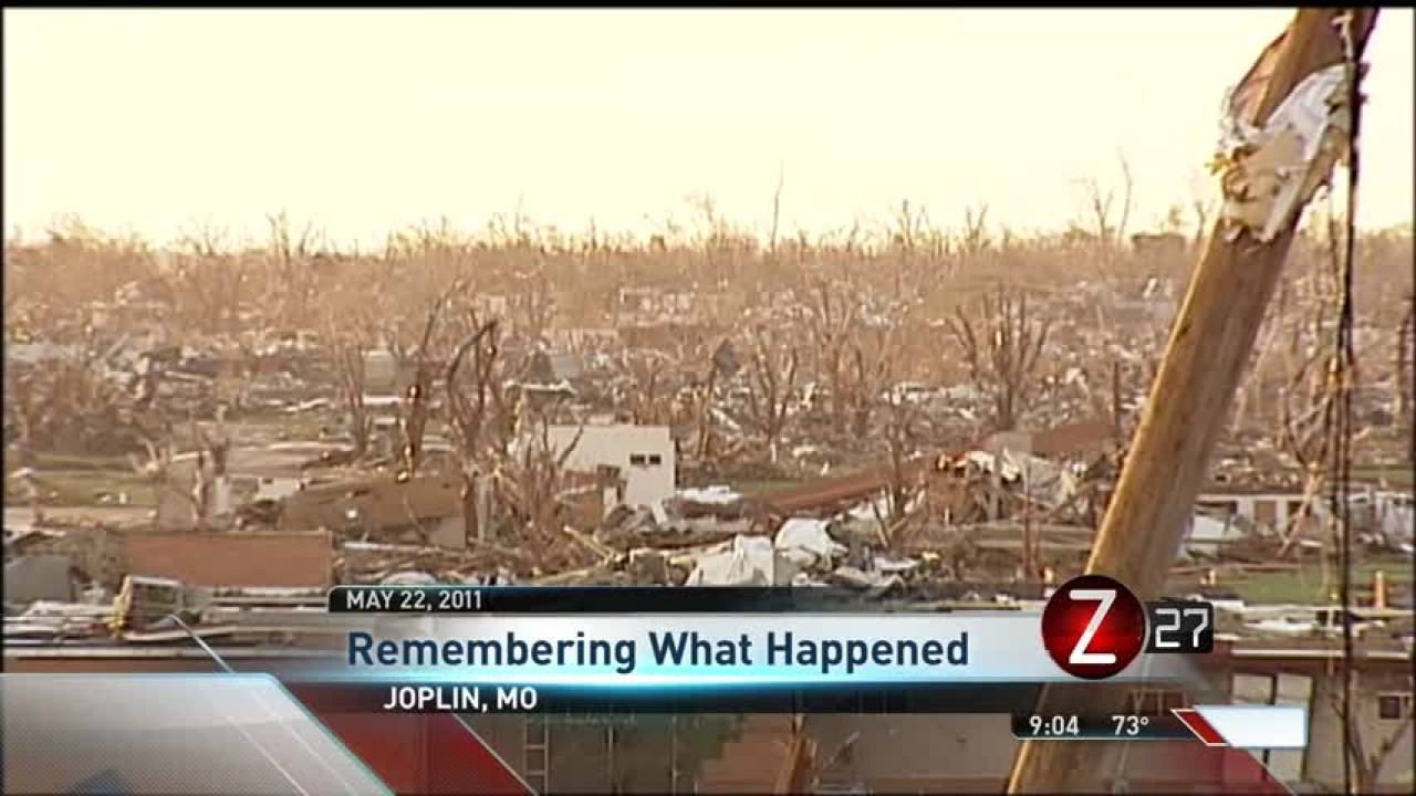 Joplin Remembered: A Look at that