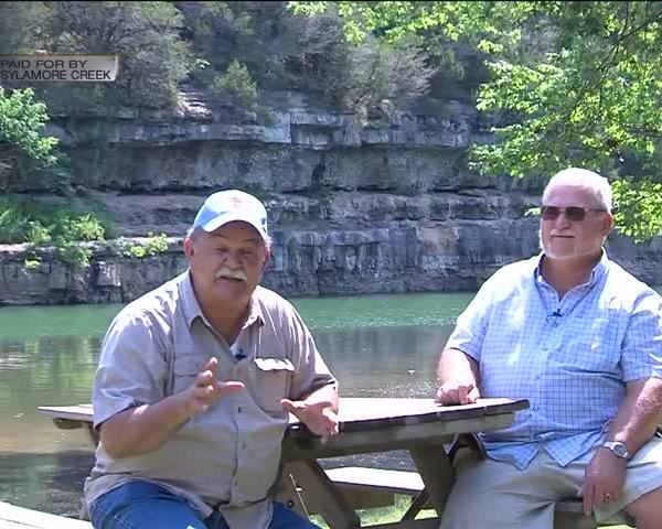 Out in the Ozarks - Sylamore Creek Camp  - 8-22-16_20160823122239