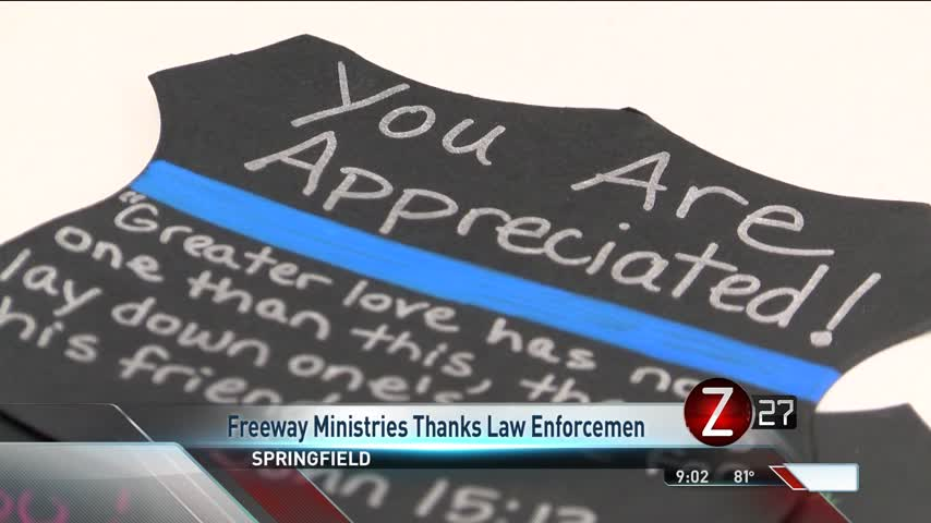 Freeway Ministries Delivers Gifts to Law Enforcement_61917061-159532