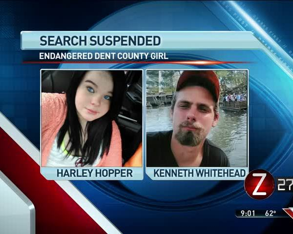Search for Missing Dent County Girl is Suspended_94253084-159532