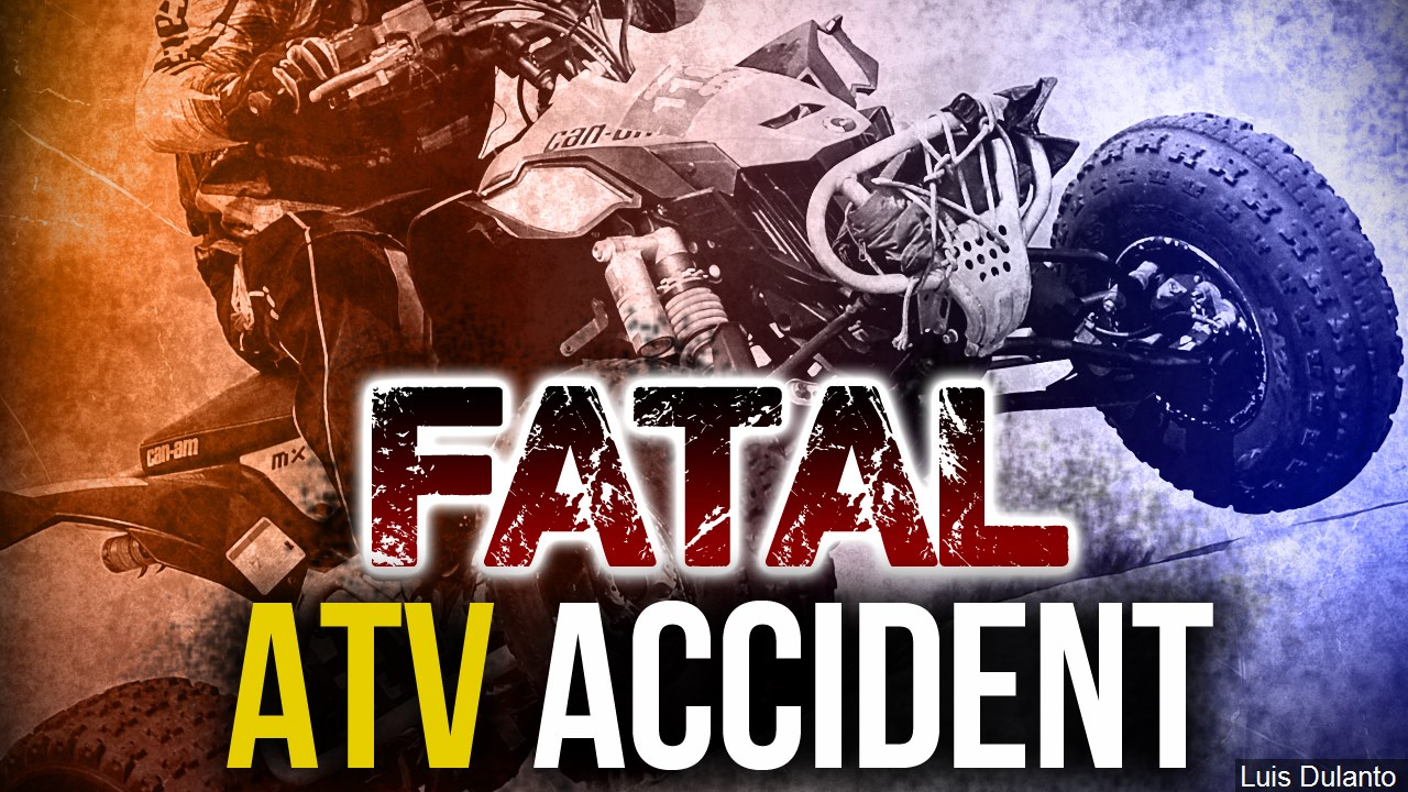 ATV Accident graphic