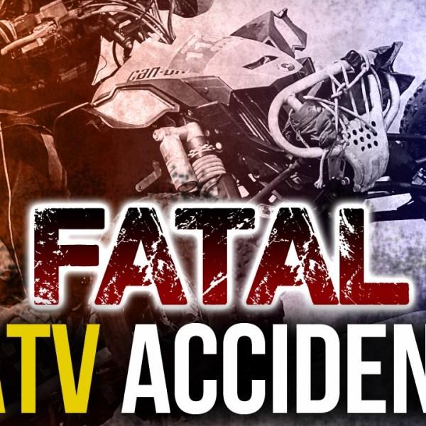 ATV Accident graphic