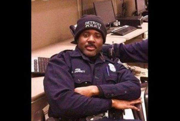 Officer Myron Jarrett
