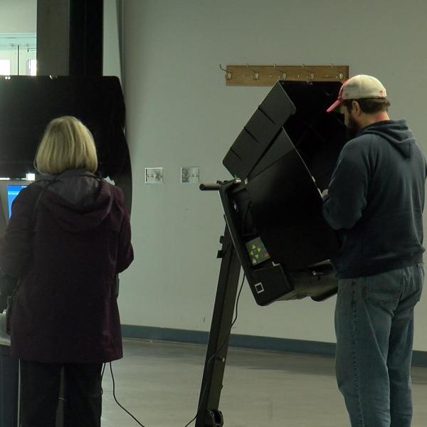 voting arkansas