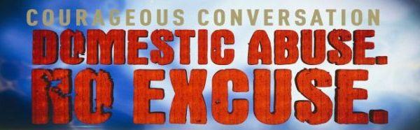 domestic abuse - no excuse