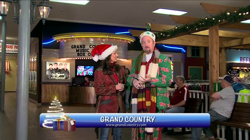 Grand Country - Christmas Extravaganza - 2016