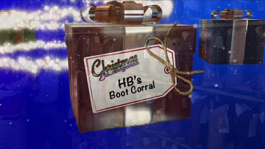 HB's Boot Corral - Christmas Extravaganza - 2016