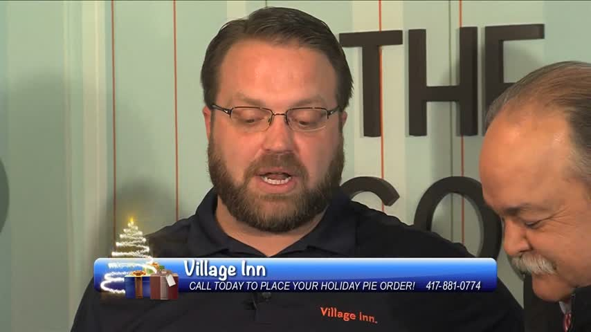 Village Inn - Christmas Extravaganza - 2016
