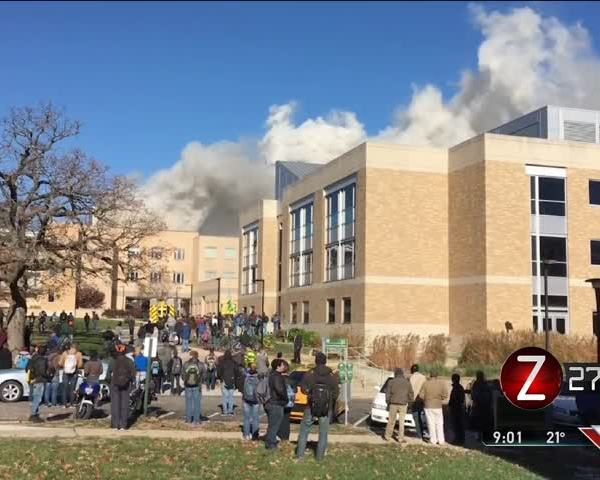 Fire Breaks Out at Missouri S-T_17418356