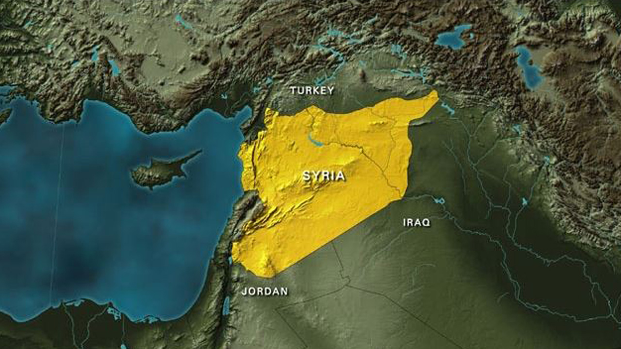 Syria map67643487-159532