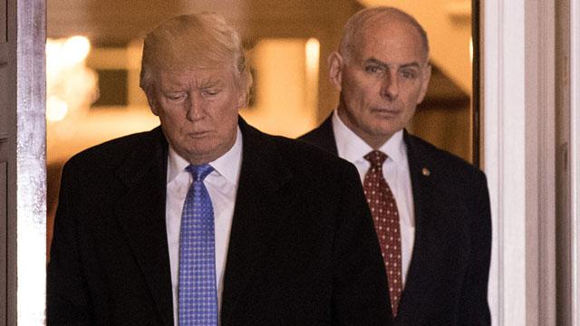 Donald Trump, John Kelly25052229-159532