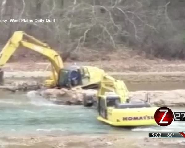 Dam Where Teen Drowned Being Removed_63180078