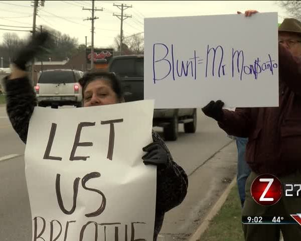 Protests Spark Around Springfield_64869210