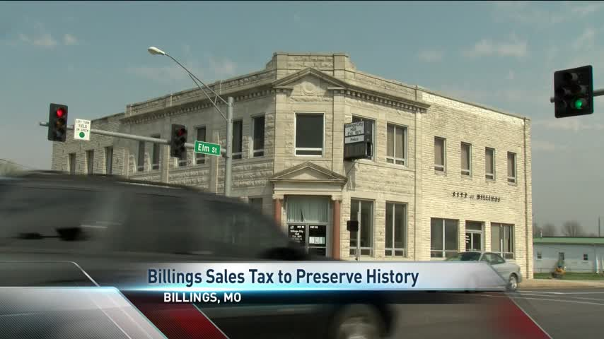 Ballot Item in Billings Could Preserve a Piece of History_06154463