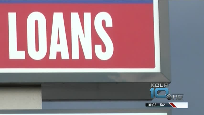 Bill Proposes Cap To Payday Loans Interest Rates_16503608