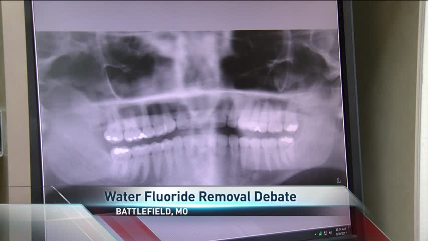 Fluoride in Battlefield Drinking Water Could Be Removed_65159621