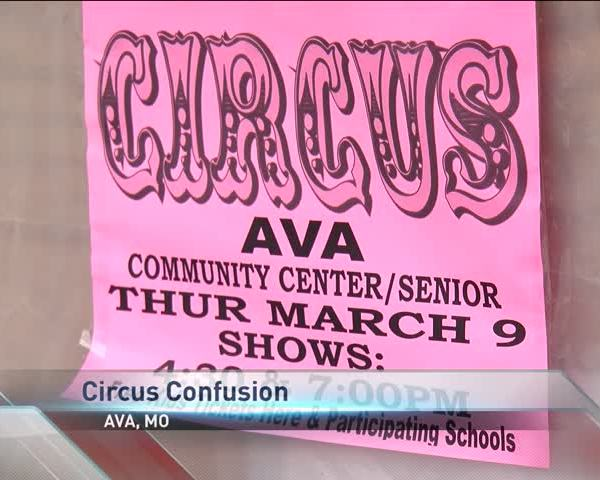 Questionable Circus Posters Popping Up in Southwest Missouri_74731605