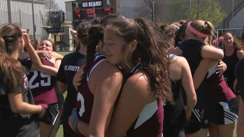 Missouri State Field Hockey final game (April 8, 2017)