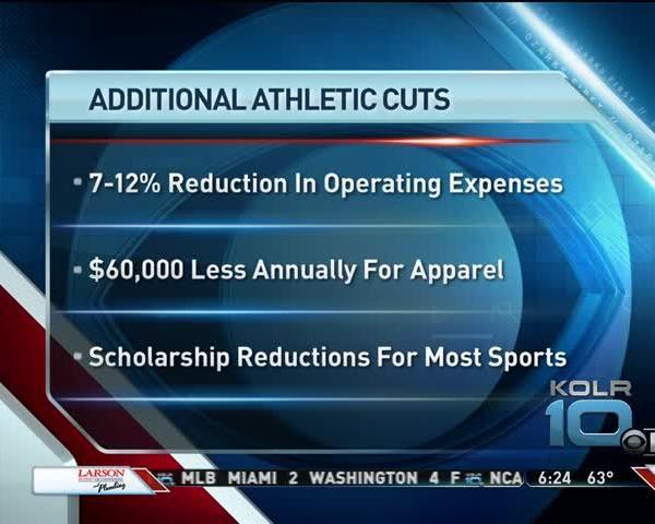 Missouri State Cuts Field Hockey Team_57909960