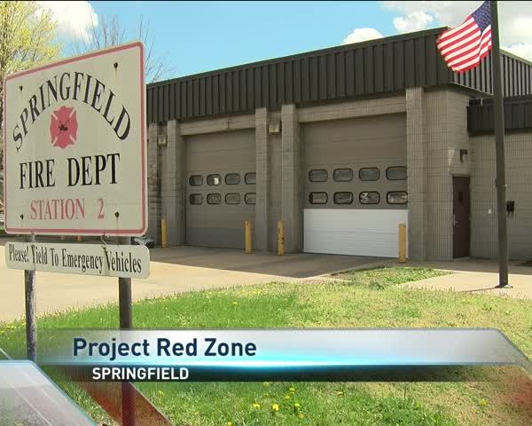 Springfield Fire Department Launches Project Red Zone_81569171