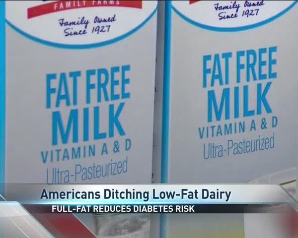 Americans Move to Full Fat Dairy Options_69401375