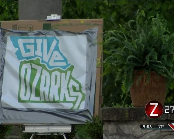 Give Ozarks Raises Over A Million Dollars_28755101