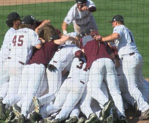 Missouri State Baseball wins MVC title