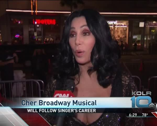 Cher Announces Musical of Her Life- Career_83018870