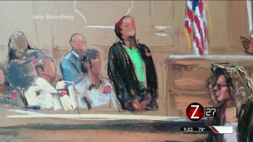 Cosby Case- District Attorney- Spokesperson React_93501623