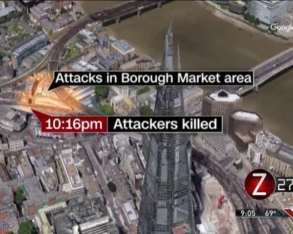 London- ISIS Claims Responsibility- May Says -Enough-_53381431