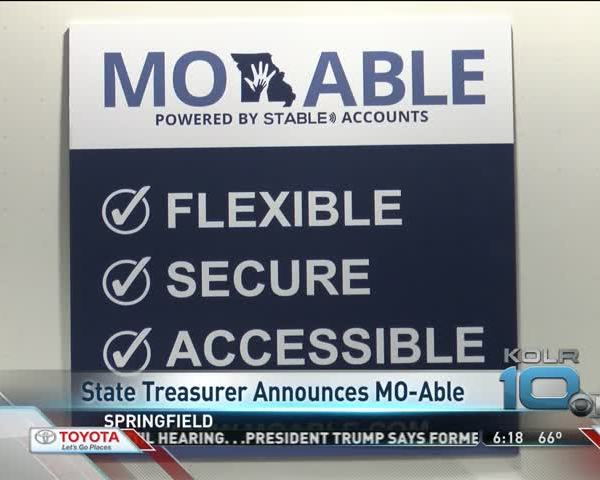 MO Treasurer Announces Disability Savings Program_54197424