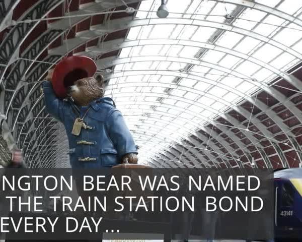 Paddington Bear Creator Dies_37246623