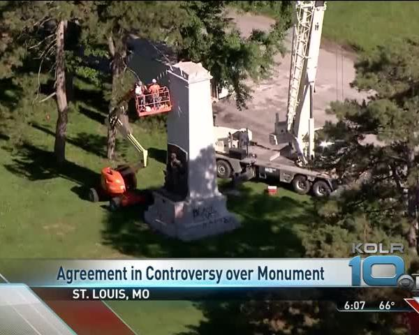 St- Louis Confederate Monument Controversy CLOSES_56310063