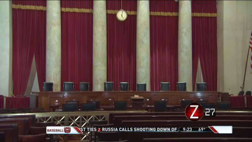 Supreme Court Hears Partisan Gerrymandering Case_36110529