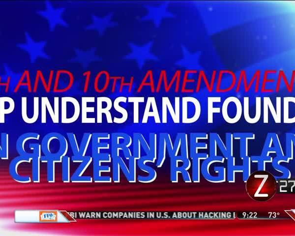 Analysis- 9th and 10th Amendments_96570929
