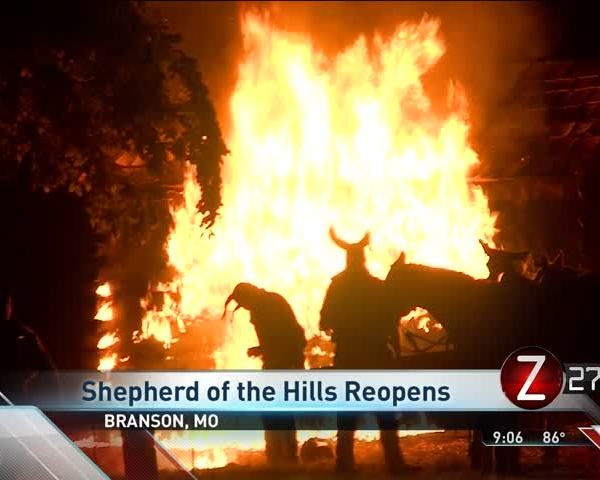 Branson-s Shepherd of the Hills Reopens After 2 Months_61378294