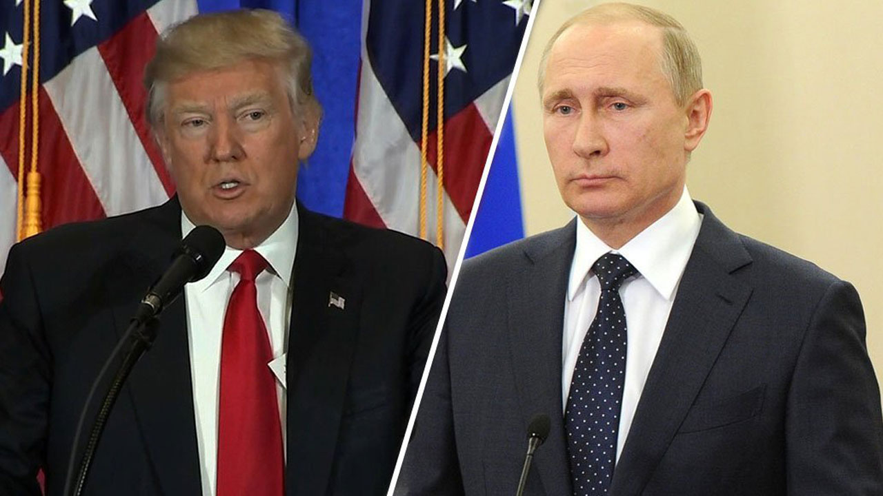Donald Trump, Vladimir Putin split37739974-159532