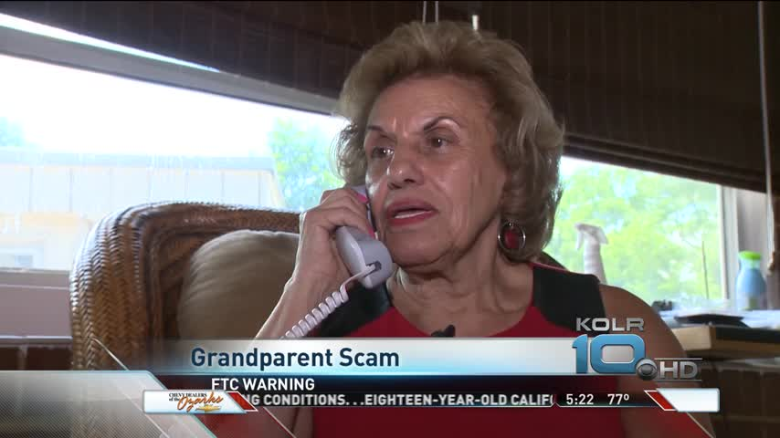 Emotional Scam Targets Grandparents_35313370