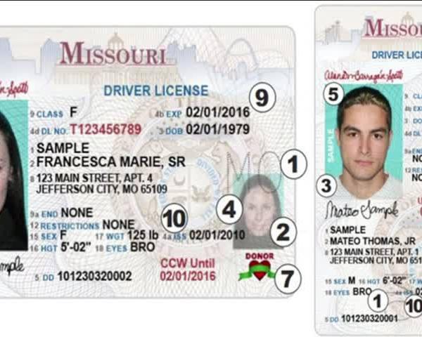 REAL ID Law Fix Passes Missouri House_53382050