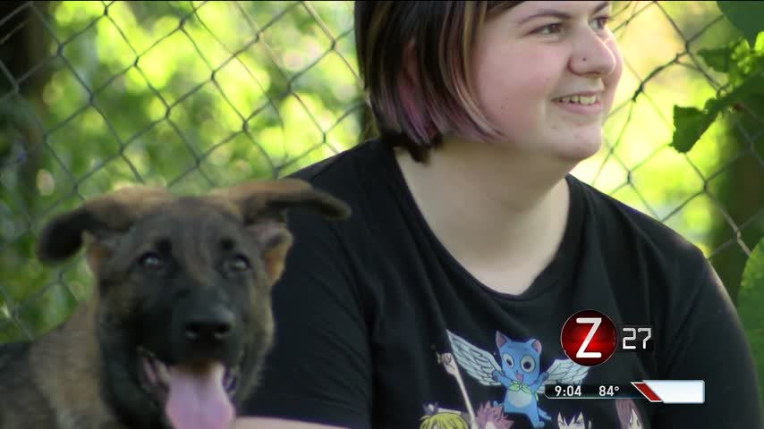 Teen Assault Victim Needs Helping Paying for Service Dog_71027329