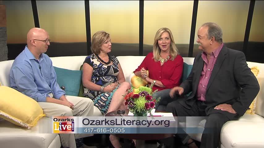 Ozarks Literacy Council - 8/17/17