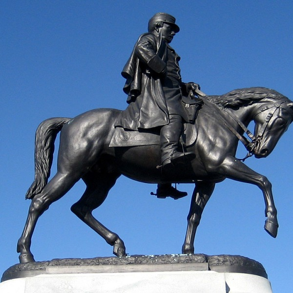 Beauregard statue New Orleans54455674-159532