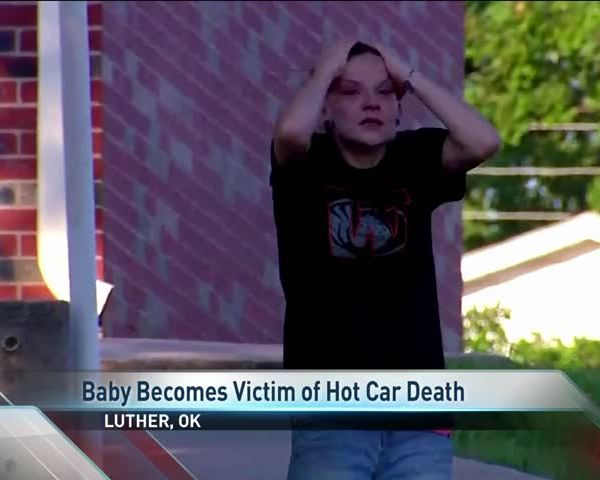 Child Found Dead in Hot Car Outside Oklahoma Daycare_64933989